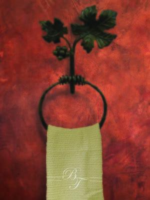 Vineyard Towel Ring