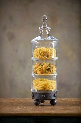 Amalfi 3 Tier Canister