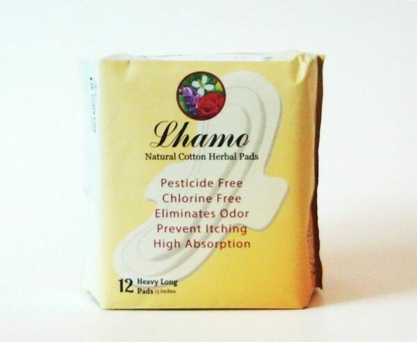 Lhamo Herbal Pads HEAVY - EXTRA LONG