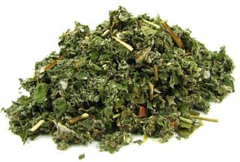 Red Raspberry Leaf - Wildharvested and OTCO Certified Organic 4oz