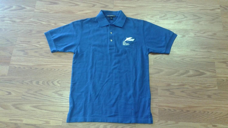 Polo - Blue Collared Shirt