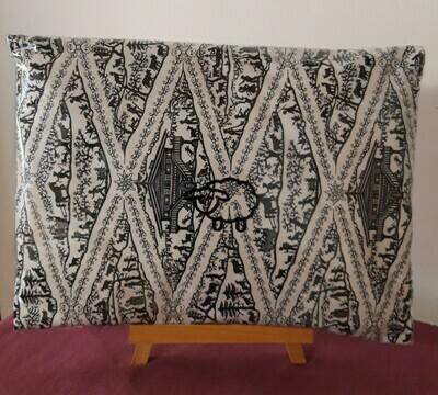 Schafwolle Auflege Kissen 30 x 40 cm