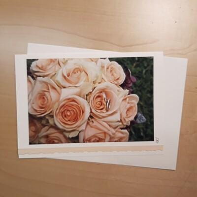 Fotokarte Hochzeit C5