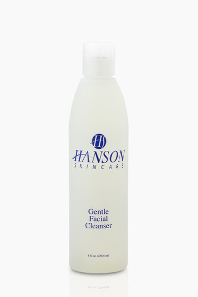 Gentle Facial Cleanser, 8oz