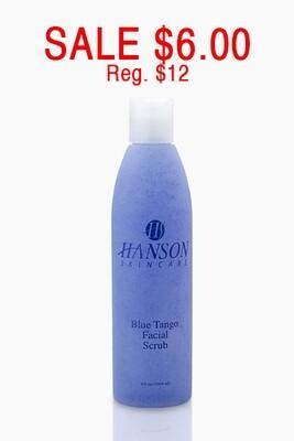 Blue Tango Scrub, 8oz