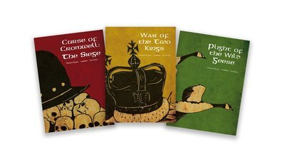 Curse of Cromwell Trilogy
