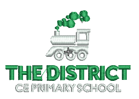 District CE Primary Embroidery Only New Logo
