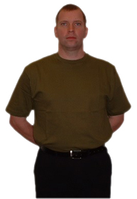Unisex Tee Shirt Heavyweight