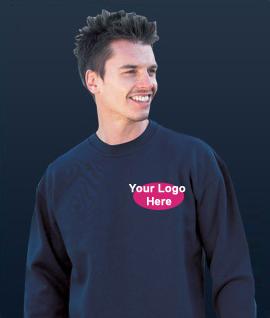 Embroidered Sweatshirt - Unisex