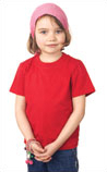 Unisex Childrens Tee Shirt Lightweight