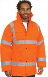 Hi-Vis Safety Jacket