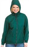 Embroidered Fleece Jacket - Reversible Unisex Adult