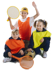 Childrens Training Bib