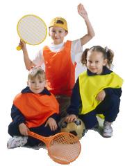 Childrens Training Bib (Cotton)