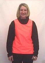 Adult Training Bib  (Polyester Twill Hard Wearing )