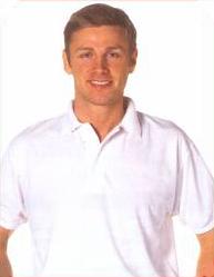 Unisex Polo Shirt Heavyweight