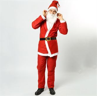 Christmas Santa Suit