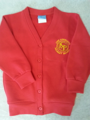 Lyme Community Primary Cardigan