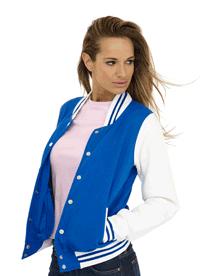 Ladies Varsity Jacket