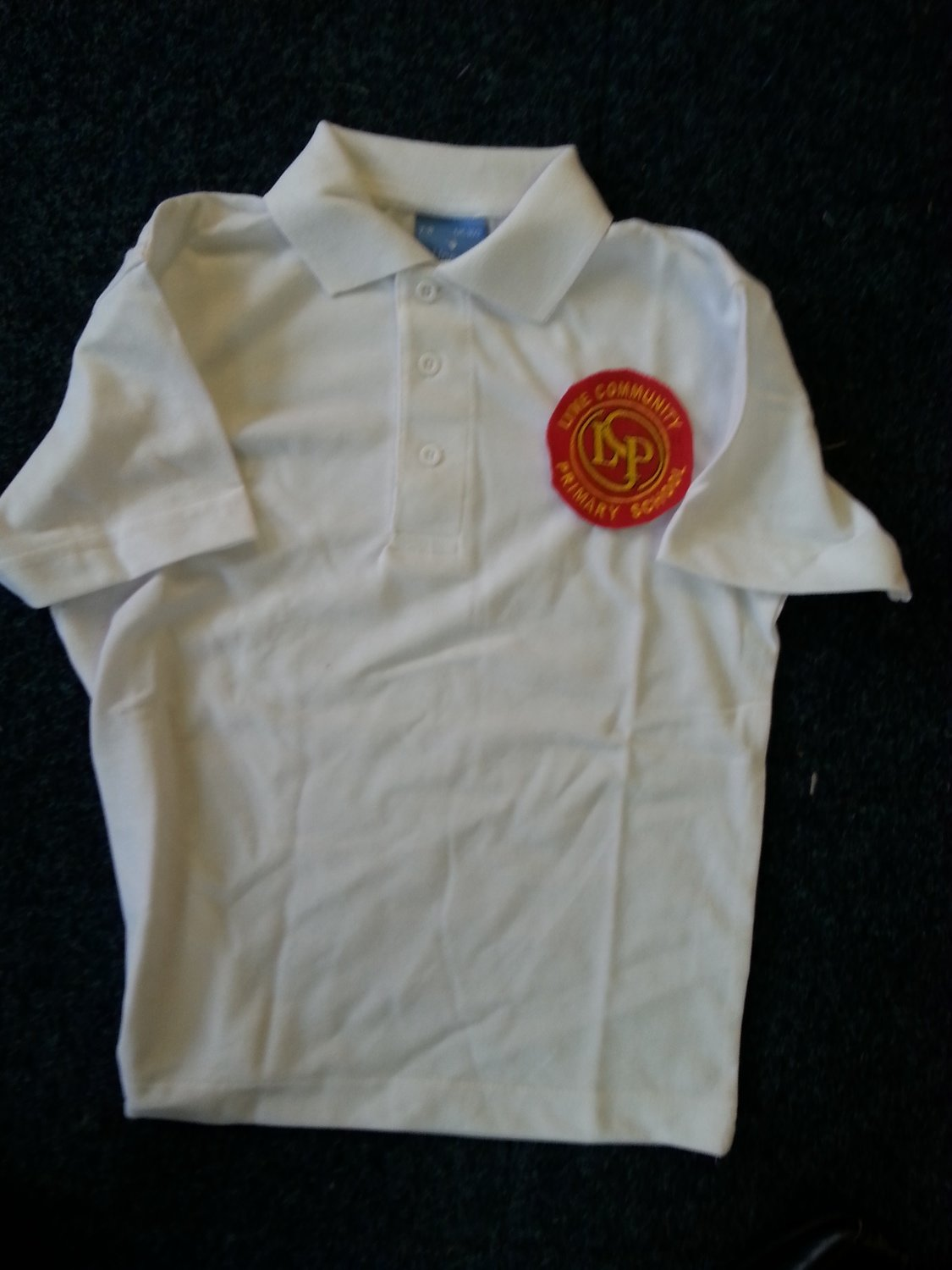 Lyme Community Primary Polo Shirt