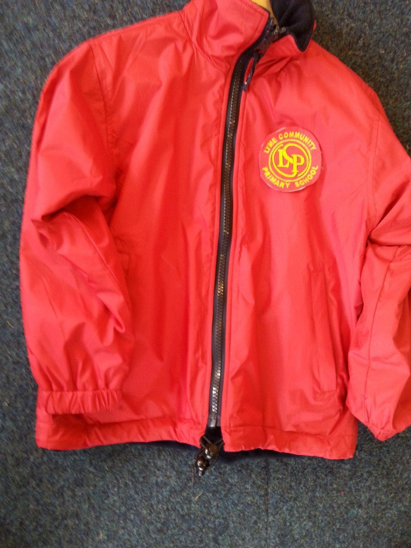 Lyme Community Primary Reversible Fleece Jacket