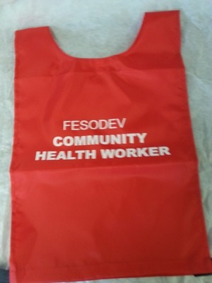Printed Sports Training Bib