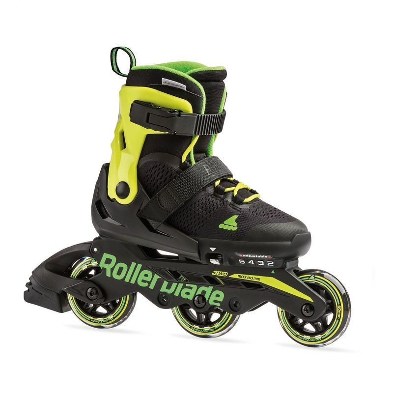 Детские раздвижные ролики Rollerblade Microblade 3WD