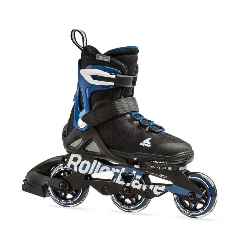 Детские раздвижные ролики Rollerblade Microblade Alu 3WD