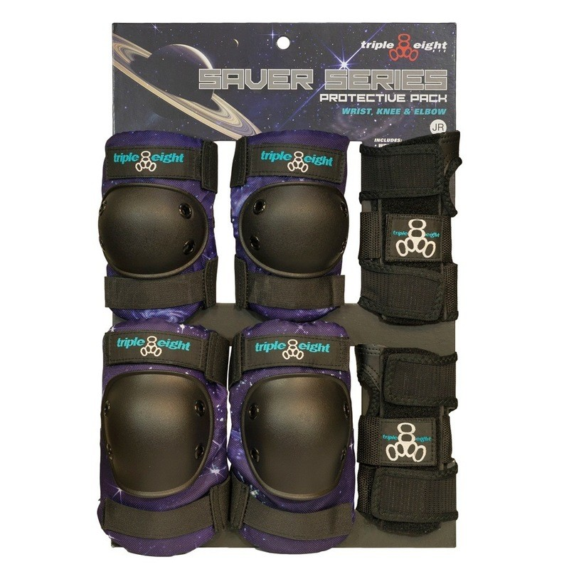 Детская защита Triple Eight GALAXY 3-PACK JUNIOR