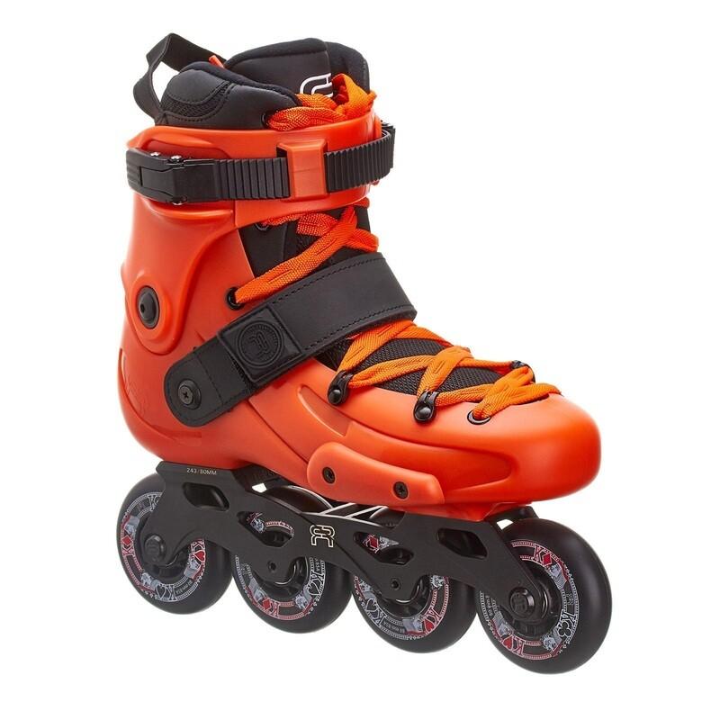FR Skates FRX 80 Orange y-20