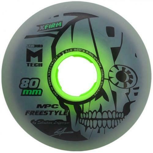 Колеса для роликов MPC Freestyle X-Firm Dual Natural