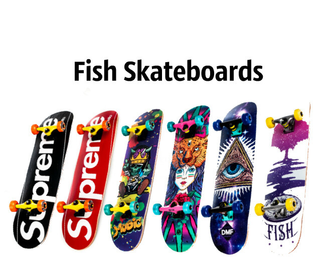 Скейтборд Fish Skateboards