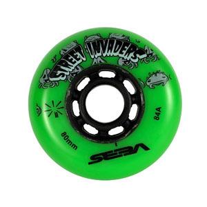Колеса для роликов Seba Street Invaders 4шт 00370