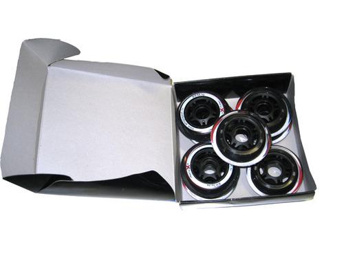 Колеса для роликовых коньков Explore Wheels 4шт 00084