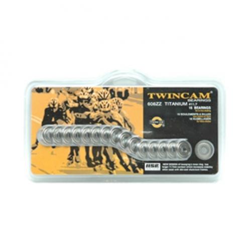 Подшипники TWINCAM Titanium, 16шт 00117