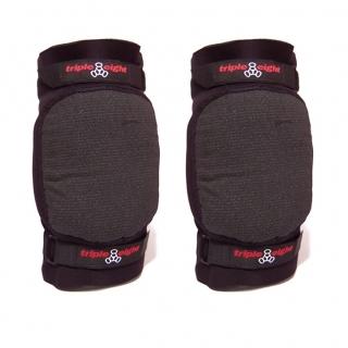 Мягкие наколенники Triple Eight Second Skin Knee Pads