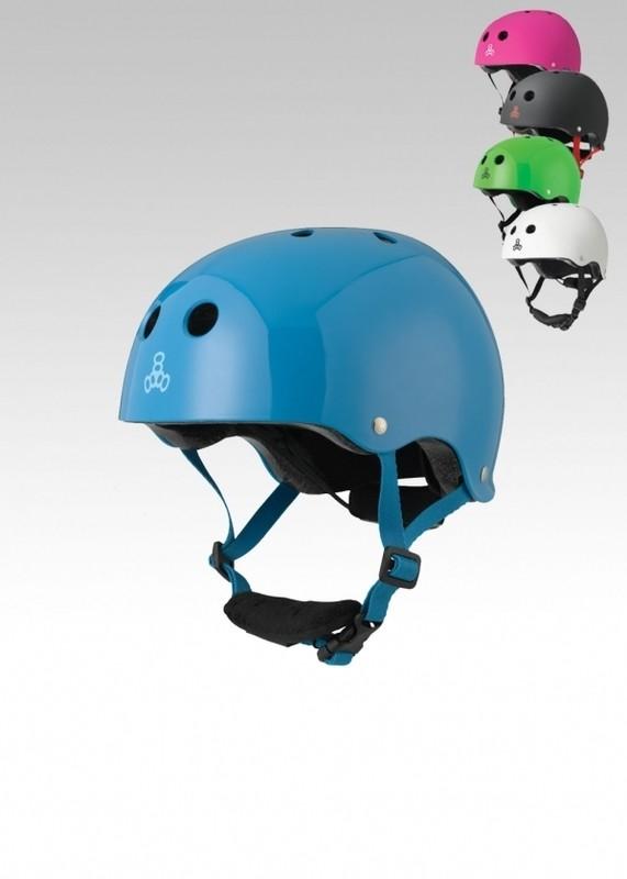 Детский шлем с регулировкой Triple Eight Lil8