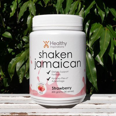 Shaken Jamaican Strawberry (12 X 600gm pots)