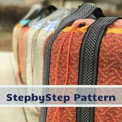Get Notified - Step-by-Step HopeSaC Pattern Course
