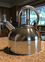 Silverfire Dragon Kettle