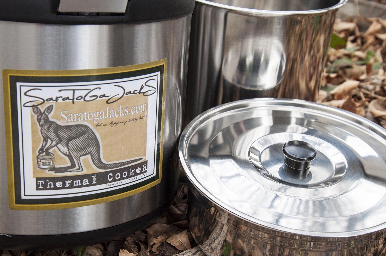 SaratogaJacks Deluxe 7 Liter Thermal