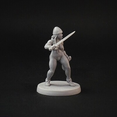 Female Berserker 05