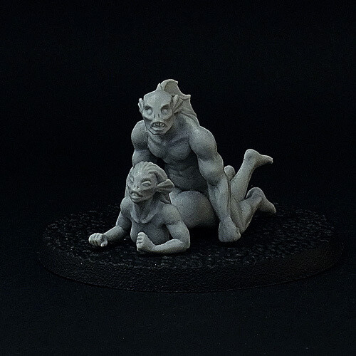 Abyssal Couple