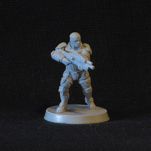 Light-armoured Trooper
