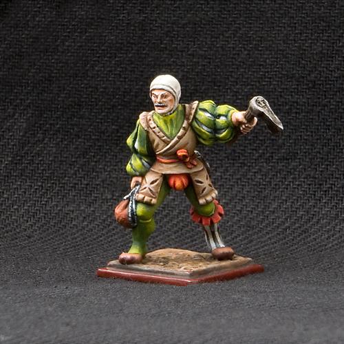 Landsknecht Sapper