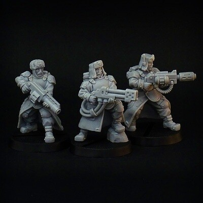 Special Weapons (3 pcs)