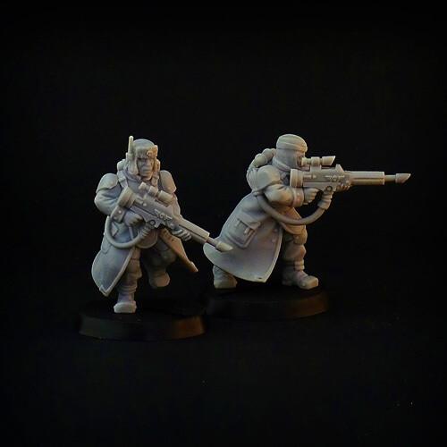 Guns of Helheim (2 pcs)