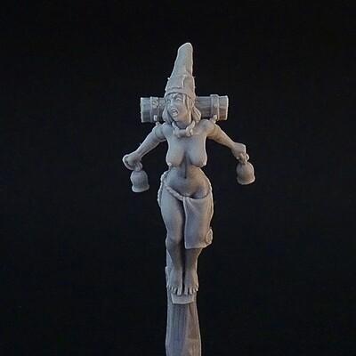 Female Heretic