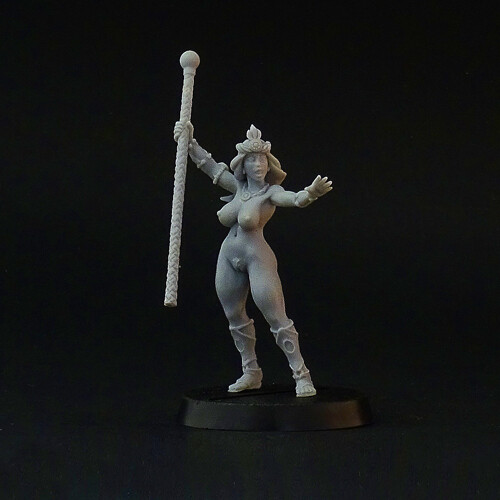 Princess of Oro (naked version)