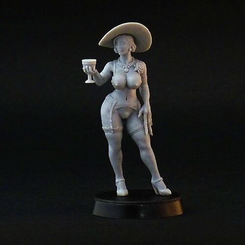 Tall Lady (naked version)